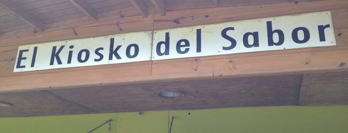 El Kiosko Del Sabor is one of Alfred'in Beğendiği Mekanlar.