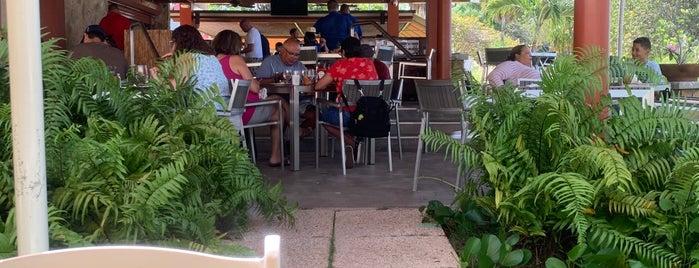 Las Palmas Cafe @ Copamarina Beach Resort is one of Orte, die Pablo gefallen.