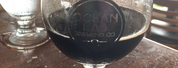 Ocean Lab Brewing Co. is one of Best Breweries in the World 3.