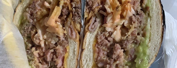El Kapi Sandwich is one of Puerto Rico.