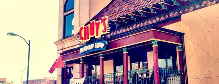 Chuys is one of Grace'nin Beğendiği Mekanlar.