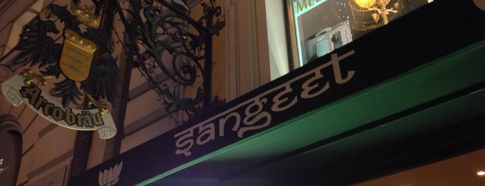 Sangeet is one of Ba6aLeEさんの保存済みスポット.