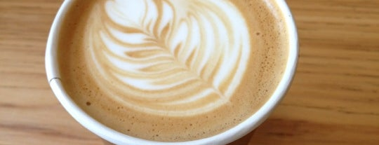 Blue Bottle Coffee is one of 72 hours in San Francisco.