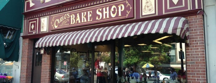 Carlo's Bake Shop is one of New York City.