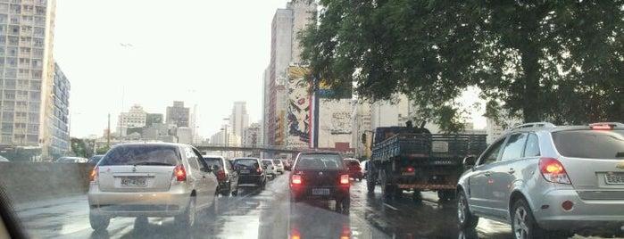 Avenida do Estado is one of De carro no transito de sp.