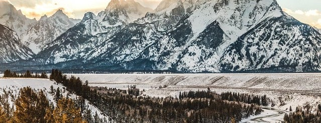 Snake River Turnout is one of Wild West Travel - 2020.