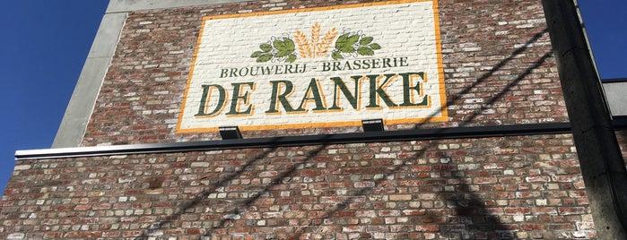 Brouwerij De Ranke is one of Beer / Belgian Breweries (2/2).