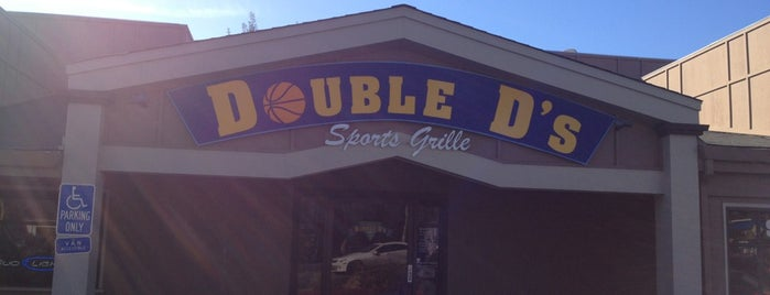 Double D's Sports Grille is one of MLS Pubs in the Bay Area.