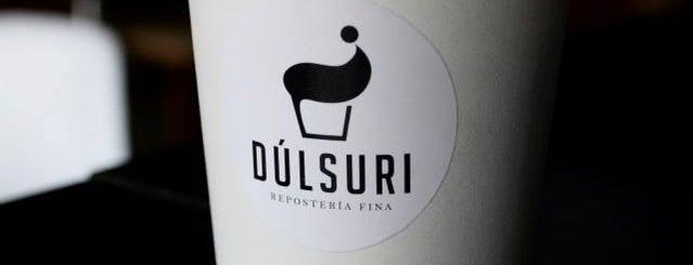 dúlsuri is one of Locais salvos de Liliana.
