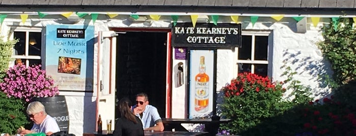 Kate Kearney's Cottage is one of Kerry ~ The Kingdom.