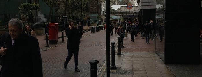 Villiers Street is one of London.