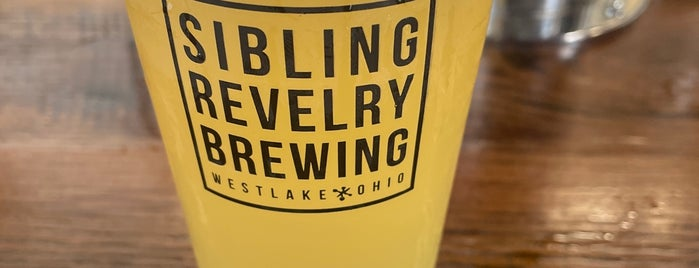 Sibling Revelry Brewing is one of Breweries.