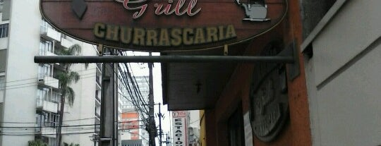 Chimarrão Grill is one of Curitiba.