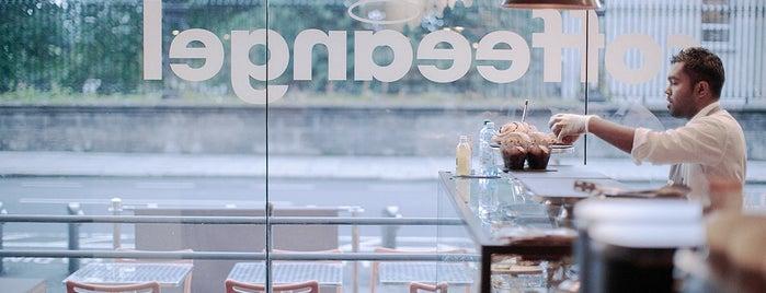 Coffeeangel is one of Dublin.