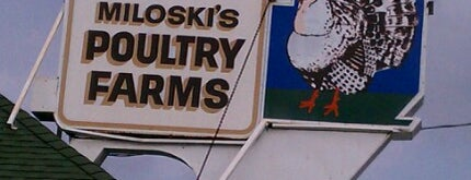 Miloskis Poultry Farm is one of NYC EATS.