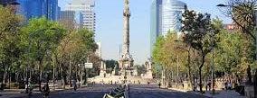 Av. Paseo de la Reforma is one of CDMX_París_Eli&Gina_II.