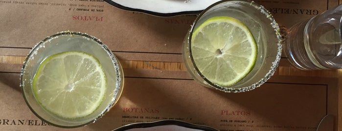 Gran Eléctrica is one of 40 Excellent Places to Drink Margaritas.