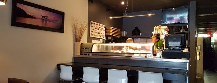 Nori Sushi is one of สถานที่ที่ Patrick M. ถูกใจ.