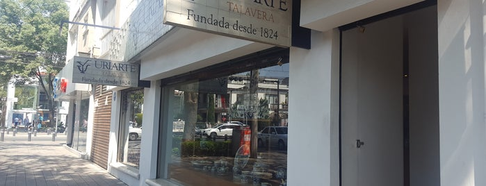 Uriarte Talavera is one of Mexico City.
