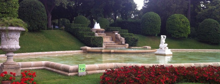 Jardines del Palacio de Pedralbes is one of Rafaelさんのお気に入りスポット.