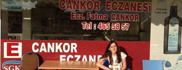 cankor eczanesi is one of Orte, die Yunus gefallen.