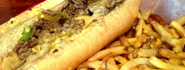 The 7 Best Places For Philly Cheesesteaks In Baton Rouge