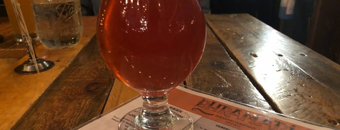 Bhramari Brewing Company is one of Asheville To Do.