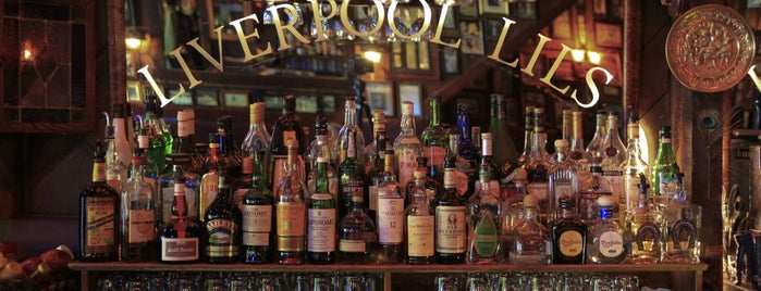 Liverpool Lil's is one of The San Franciscans: Happy Hour.