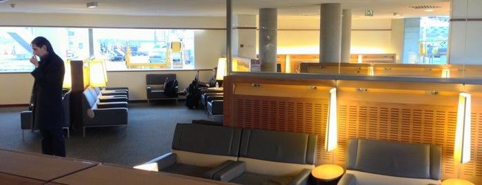 Air France Lounge is one of Hotspots Wifi Orange - Vacances.