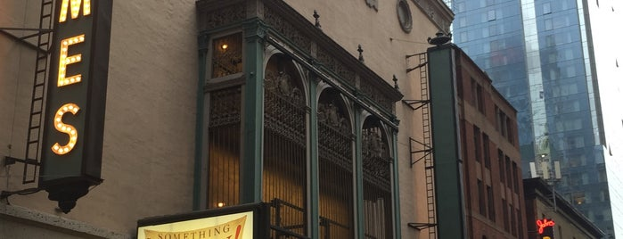 St. James Theatre is one of New York Best: Sights & activities.