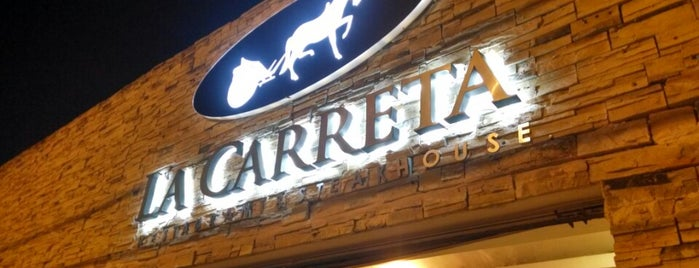 La Carreta Restaurant & Steakhouse is one of Cancún (Lugares por probar).
