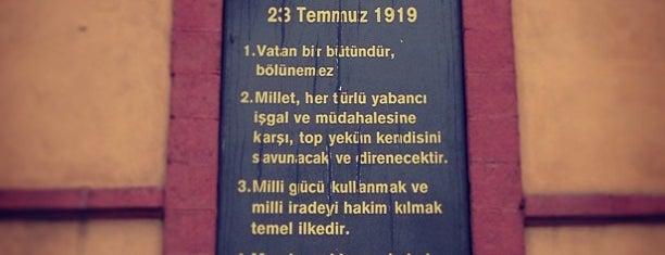 Erzurum Kongre Binası is one of Mehmet 님이 좋아한 장소.