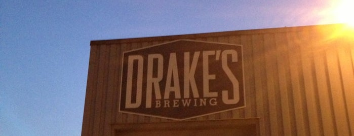 Drake's Barrel House is one of Beer / Ratebeer's Top 100 Brewers [2018].
