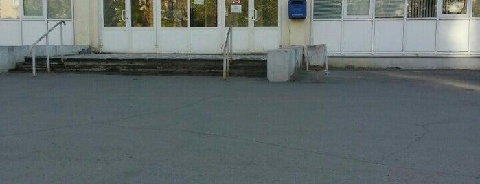 Больница #2 им. Пирогова is one of สถานที่ที่ Водяной ถูกใจ.