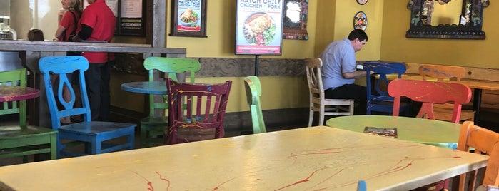 Cafe Río is one of Lugares favoritos de Seth Henry.