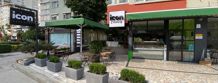 Icon Creamery Dondurma is one of Dondurmaccı 🍦.