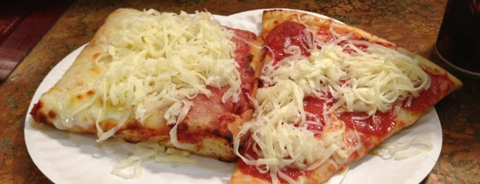 La Pizzeria is one of Pizza.