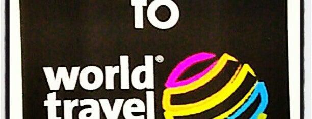 World Travel Market is one of MENU 님이 좋아한 장소.