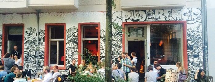 Spud Bencer is one of Must Do Berlin.