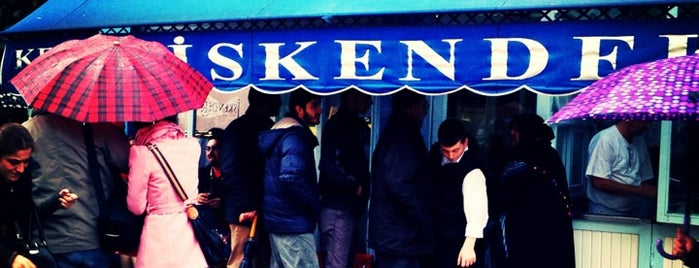 İskender is one of Lieux qui ont plu à Engin.