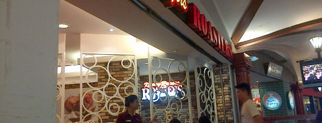 Kenny Rogers Roasters is one of Locais curtidos por Yohan Gabriel.