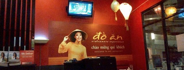 Đồ Ăn Vietnamese Experience is one of Dimas 님이 좋아한 장소.