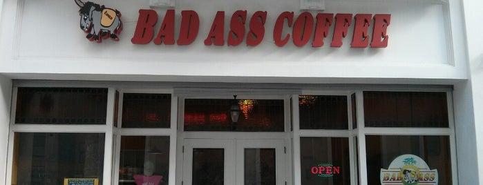 Bad Ass Coffee Puerto Rico is one of Locais curtidos por Danley.
