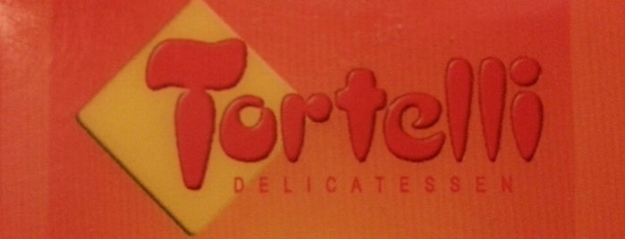 Tortelli Delicatessen is one of Restaurantes Aracaju.