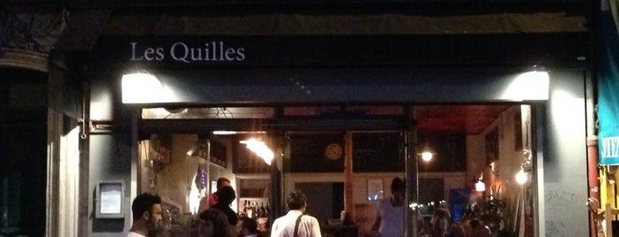 Les Quilles is one of So Paris : trendy bistronomie.