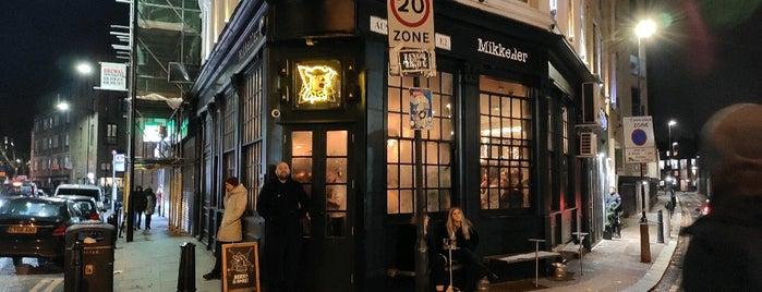 Mikkeller Bar London is one of Bars.