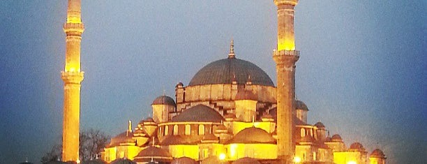 Mosquée Fatih is one of My list.