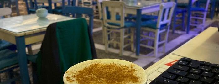 Marmaris Turunç Kafe is one of KÖPEKLERE FISILDAYAN KADIN💥 : понравившиеся места.