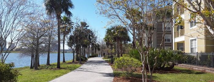 Vista Cay Walking Trail is one of Dean 님이 좋아한 장소.
