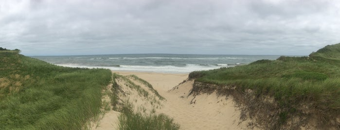 Ballston Beach is one of cape cod.